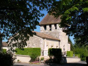 Eglise de Bournel_photo F.EVRARD_La Bella Rocoma