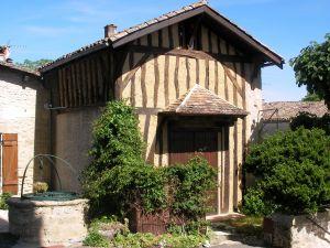 Village de Lougratte_photo F.EVRARD_La Bella Rocoma