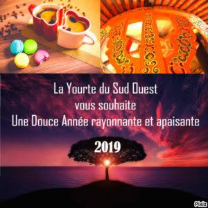 Yourte du Sud Ouest Gîte insolite calme campagne