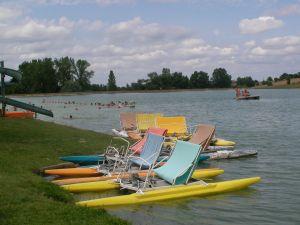 Loisirs Lac de Lougratte_photo F.EVRARD_La Bella Rocoma